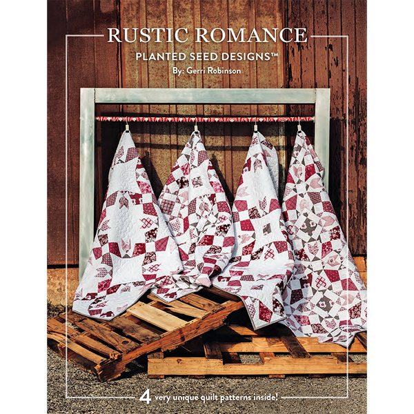NEW!  Rustic Romance Booklet