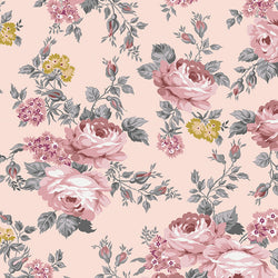 COMING SOON!  Blush Exquisite Main Print with Gold Sparkle (SC10700 Blush)