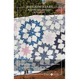 Shadow Stars and Twinkling Stars PDF Quilt Patterns