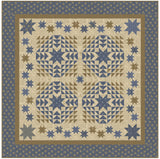 """Star Spangled"" PDF Quilt Pattern"