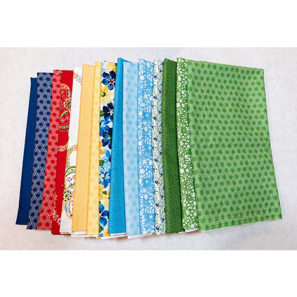 <b>SALE - SUMMER COTTAGE FABRIC BUNDLE!</b>