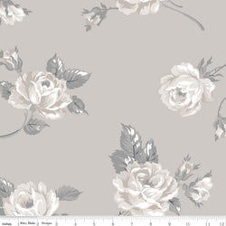 Serenity Wide Back Taupe Print (WB8818 Taupe)