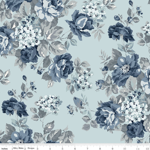 "COMING SOON! Tranquility 108"" Wide Back Dusk Print (WB9609 Dusk)"