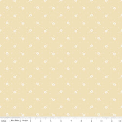 Faded Memories Cream Small Flower Print (C5885 Cream)