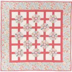 """Dresden Beauty"" PDF Quilt Pattern"