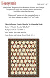 """Honeycomb"" PDF Quilt Pattern"