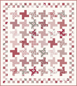 "NEW! ""Hopscotch"" PDF Quilt Pattern"