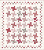 NEW!  Hopscotch Quilt Pattern (PSD-456P)