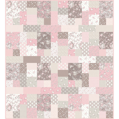 "COMING SOON! ""Celine"" PDF Quilt Pattern"