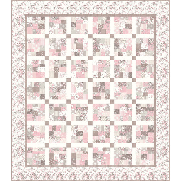 "COMING SOON! ""Leah"" PDF Quilt Pattern"