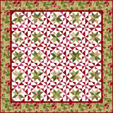 """Crossed Paths"" PDF Quilt Pattern"