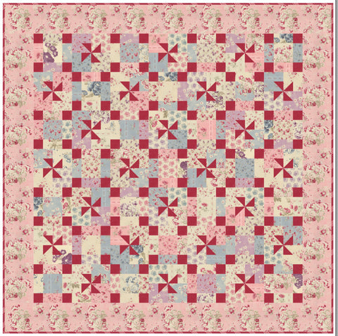 """Libby"" PDF Quilt Pattern"