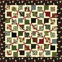 """Tied Bows"" PDF Quilt Pattern"