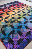 Pineapple Sunset Quilt Kit!