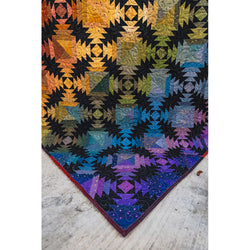NEW!  Pineapple Sunset Quilt Kit