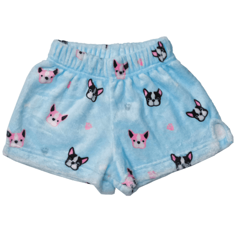Frenchie Plush Short