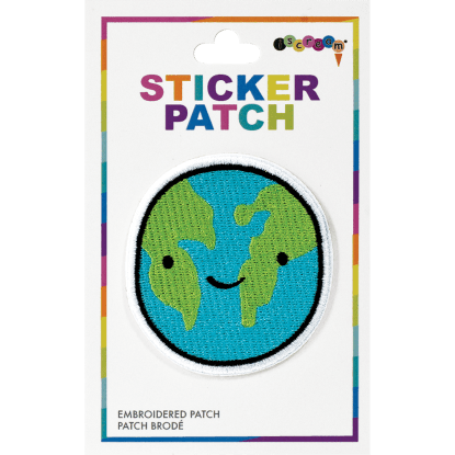 Happy Planet Patch