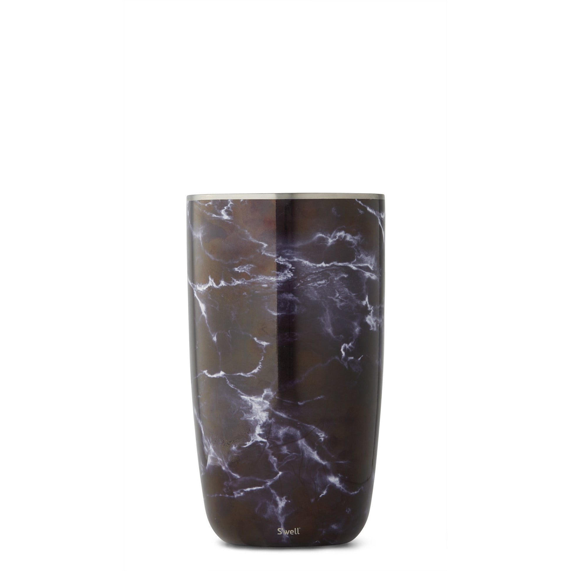 51 OZ Carafe Black Marble