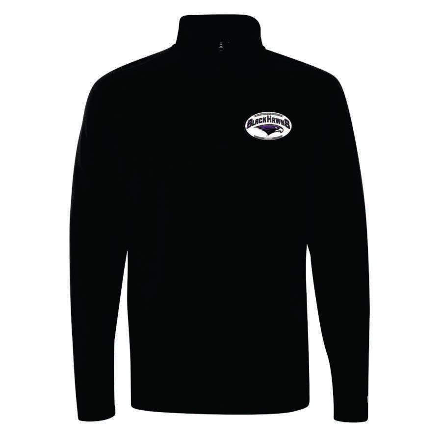 BHHS Hockey Black Champion 1/4 Zip