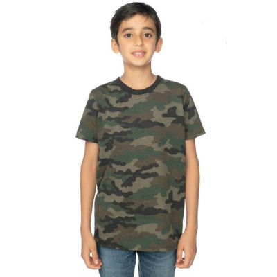 Royal Apparel Youth Camo Tee