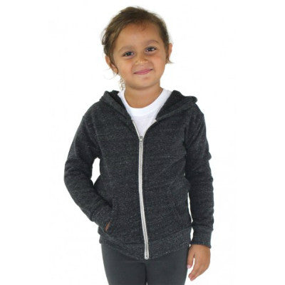 Toddler Triblend Zip