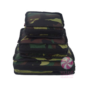 Camo Packing Cubes
