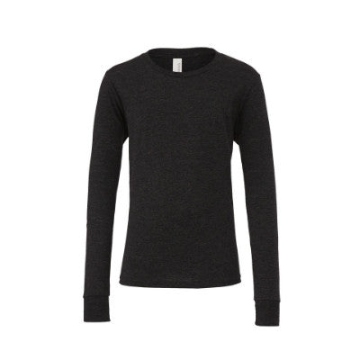 Bella + Canvas Youth Jersey Long Sleeve Tee
