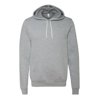 Bella + Canvas Unisex Sponge Fleece Pullover Hoodie
