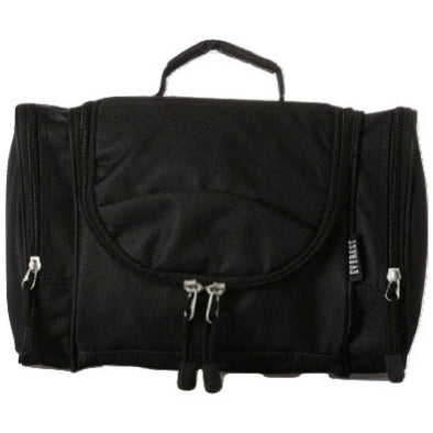 Deluxe Toiletry Bag Black