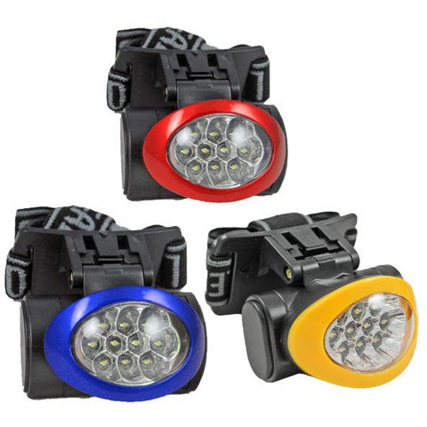 10 LED HeadLamp