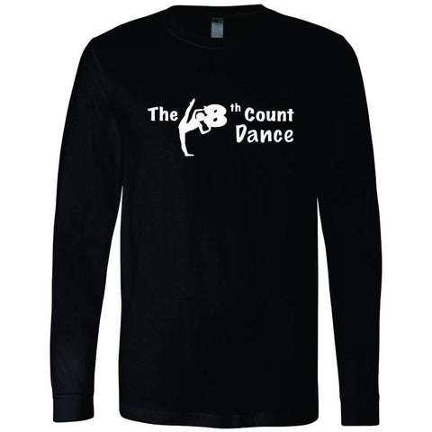 8th Count (BW) Youth Long Sleeve Tee