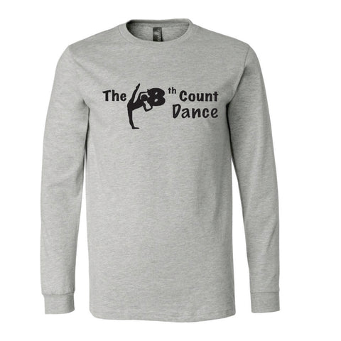 8th Count (B) Adult Long Sleeve Tee