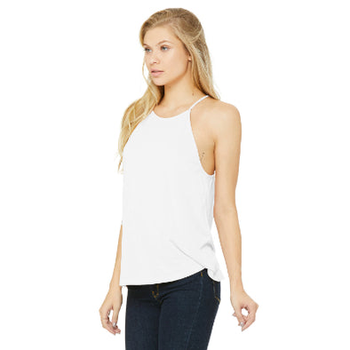 Bella + Canvas Women's Flowy High Neck Tank