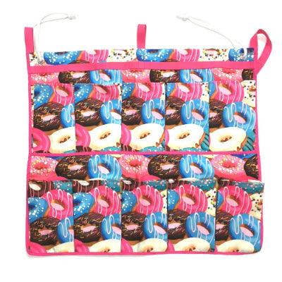 Crazy Donuts Shoe Bag