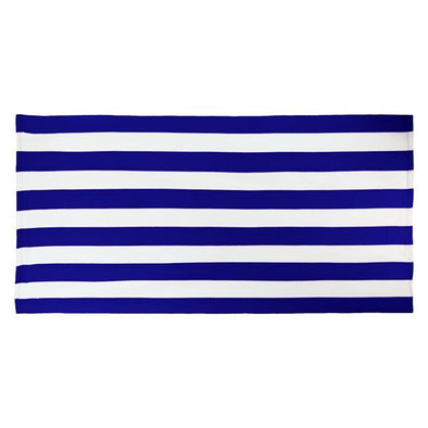 Royal Cabana Striped Towel