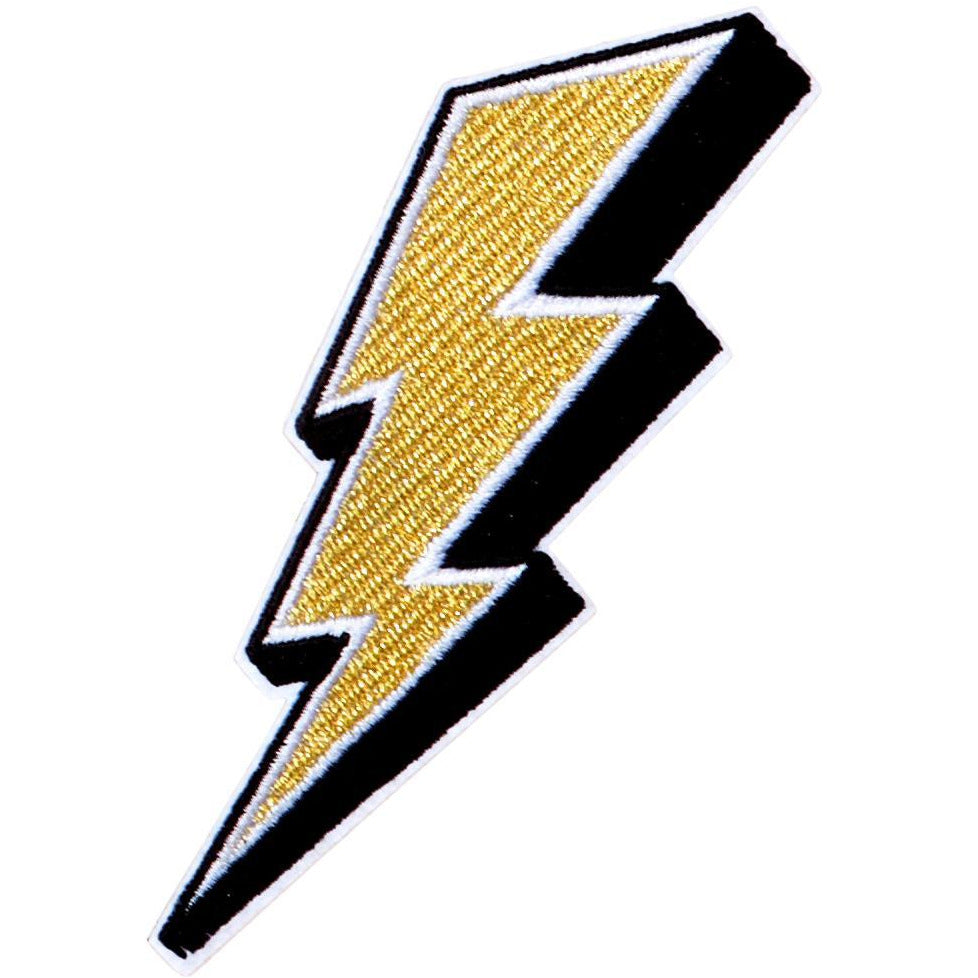 Lightening Bolt Gold Multi
