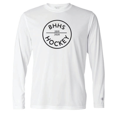 BHHS Hockey Champion Dryfit Long Sleeve Tee
