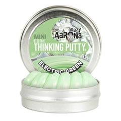 Electric Green Thinking Putty 0.47oz