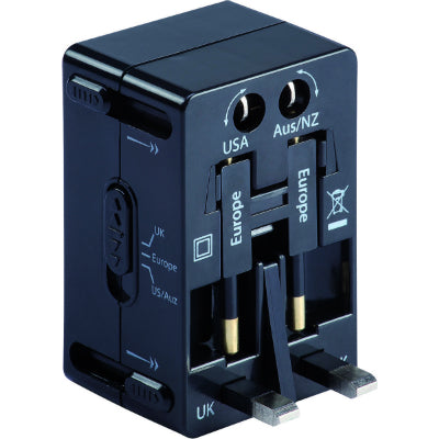Universal 4 in 1 Adapter Plug
