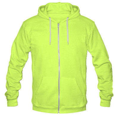 American Apparel Youth Flex Fleece Zip Hoodie