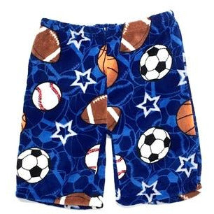 Sports on Sports Fuzzie Boy Shorts