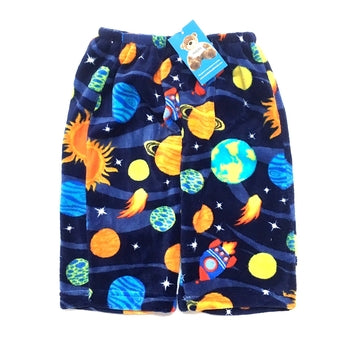 Solar Fuzzie Boy Shorts