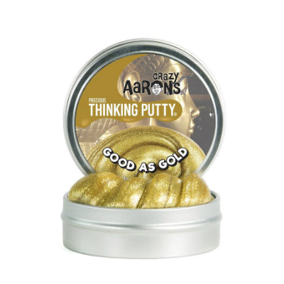 Precious Thinking Putty Good As Gold