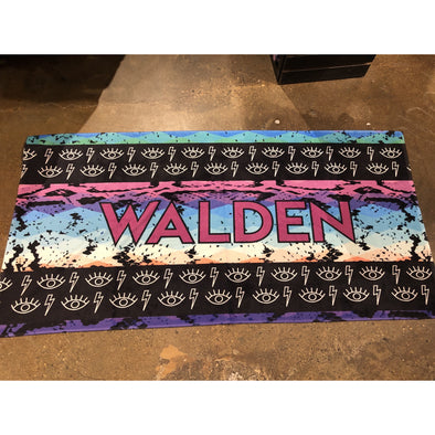 "walden ""snake"" towel"