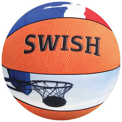 Basketball - 3D Microbead Pillow