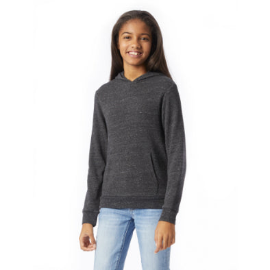 Youth Challenger Eco-Fleece Pullover Hoodie