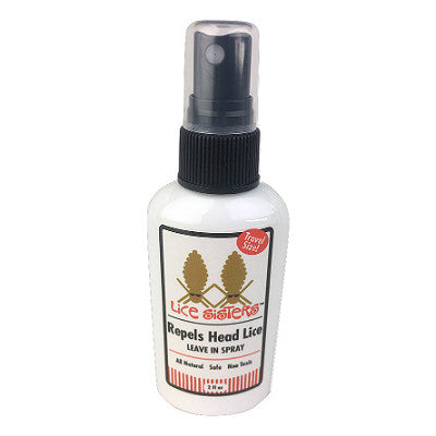 Lice Prevention Spray 2oz