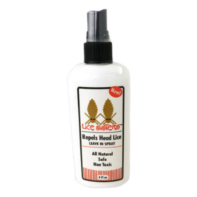 Lice Prevention Spray 4oz
