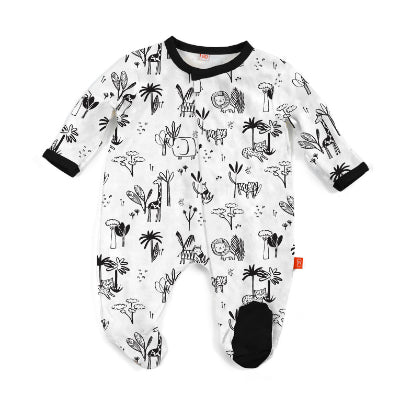 Animal Safari Modal Magnetic Footie