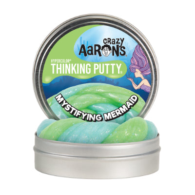 Hypercolor Thinking Putty Mystifying Mermaid